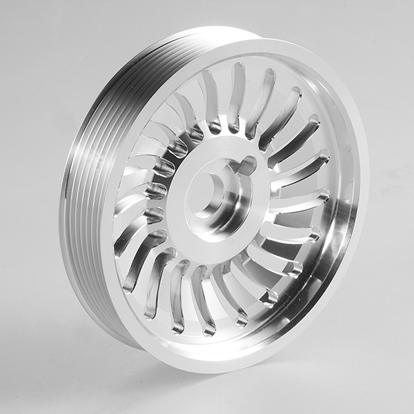 Kavs Lightweight Supercharger Pulley