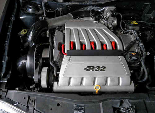 R32 Golf MK IV Supercharger Stage 2
