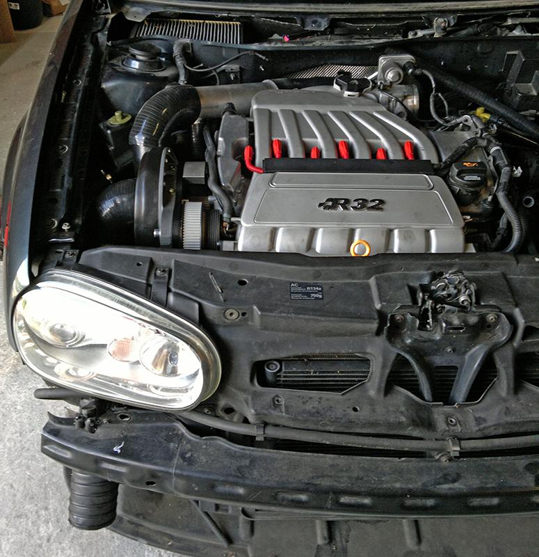 Vw Mk5 R32 Supercharger Kit: R32 Golf MK IV Supercharger Stage 2