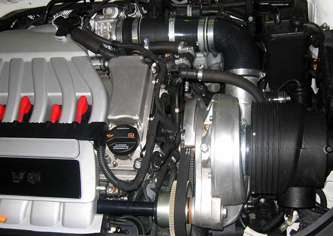 Audi TT / A3 Supercharger Stage 1 - Carlicious-Parts • Augsburg
