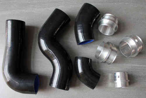 SILICONE TURBO BOOST HOSE KIT VW GOLF MK5 FSi 2004-2009