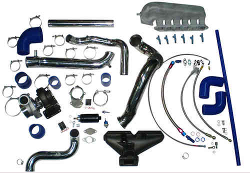 R32 Turbo Kit - 600PS