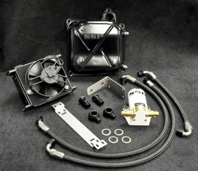 vag vw audi upgrade  dsg getriebe oelkuehler kit carlicious parts augsburg tuning