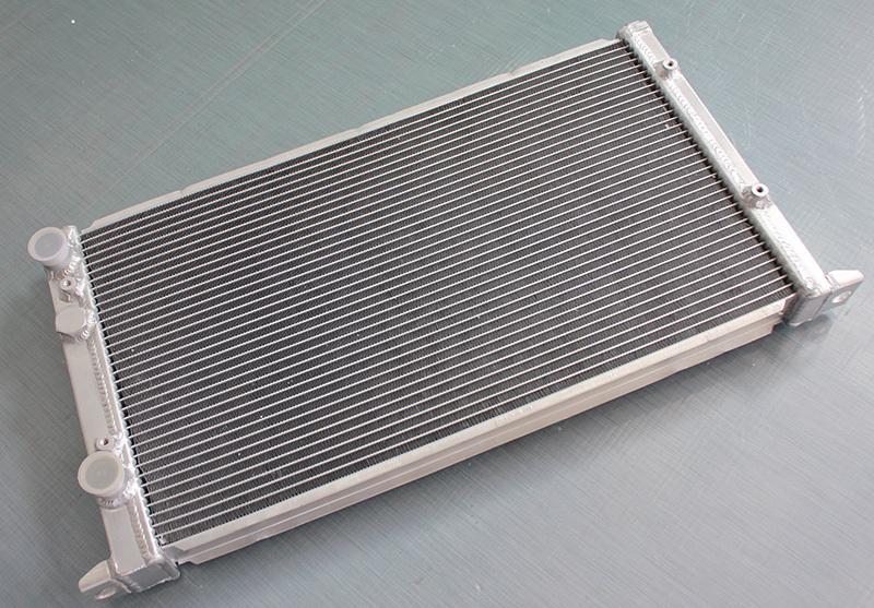 aluminium radiator k hler vw golf 3 carlicious parts. Black Bedroom Furniture Sets. Home Design Ideas