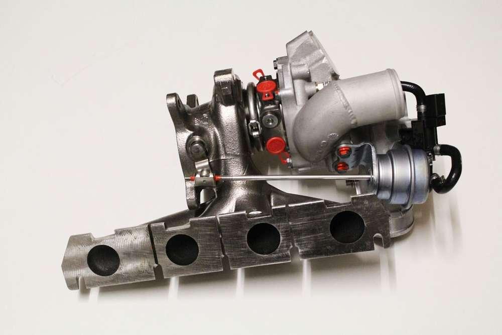 Borgwarner Turbolader Upgrade Audi A4 B7 2 0 Tfsi 300ps Verdichterrad 60 46 5mm