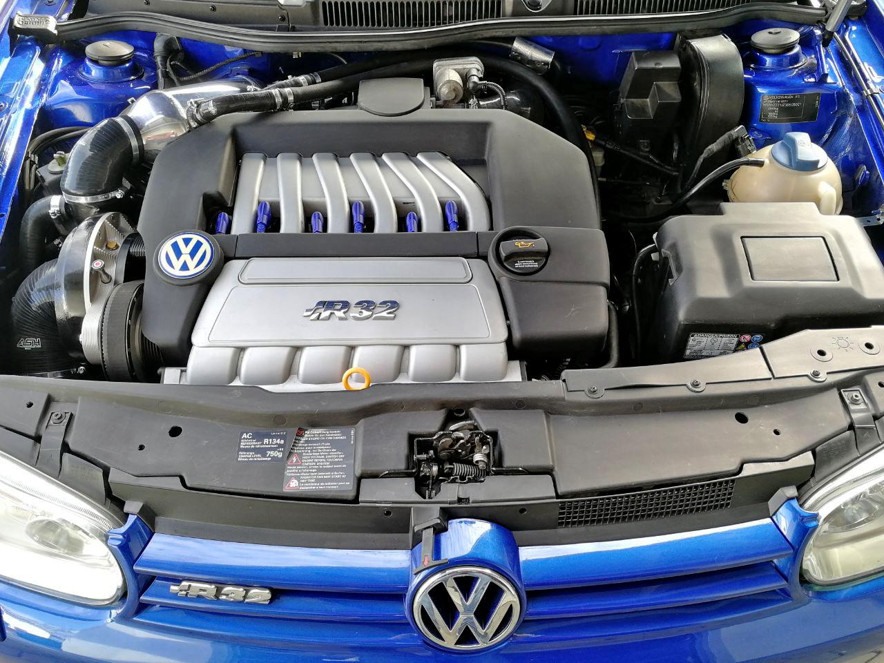 mk5 r32 hpa intake manifold