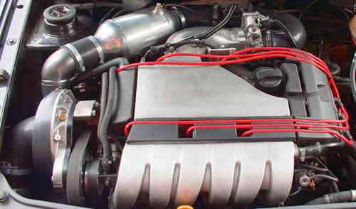VR6 MK III Supercharger Stage 3