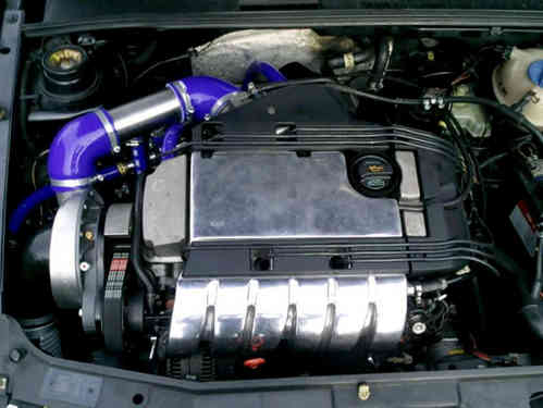VR6 MK III Supercharger Stage 1
