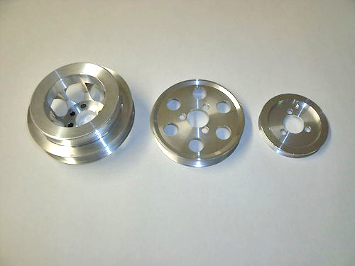 G60 Pulley Kit